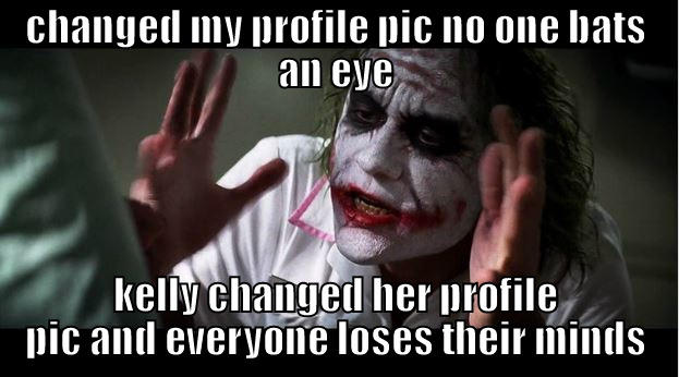 Funny Memes For Profile Pictures : Changed facebook profile quickmeme