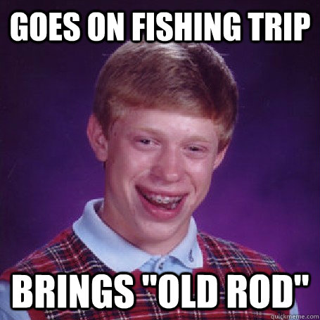 GOES on FISHING trip brings