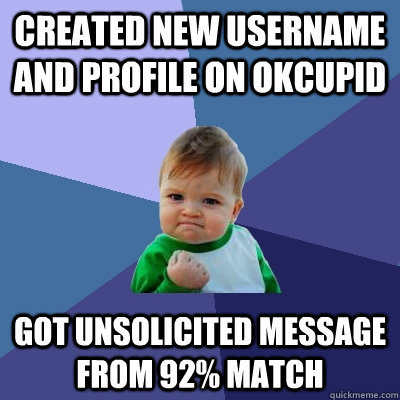 how to search by username on okcupid