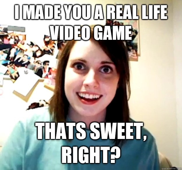 Game real girlfriend