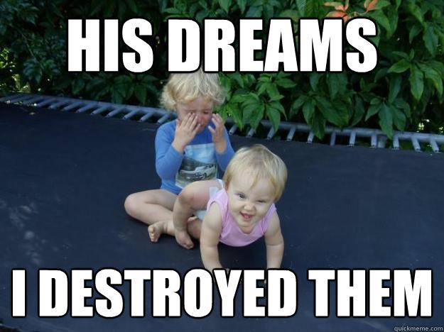 Evil Baby Memes
