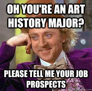 Art History serve me quick
