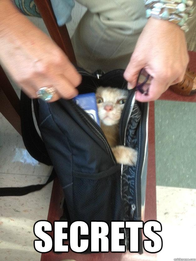 secrets -  secrets  Misc