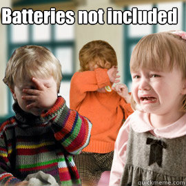 Batteries not included - Batteries not included  All Hope is Gone