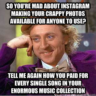 Single Memes Instagram So you re mad about instagram