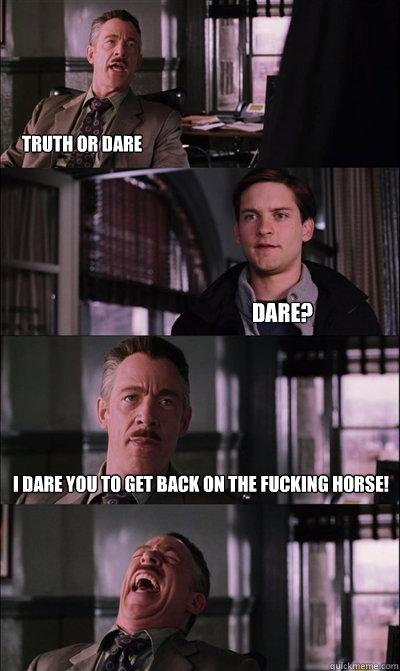 Truth or dare fucking
