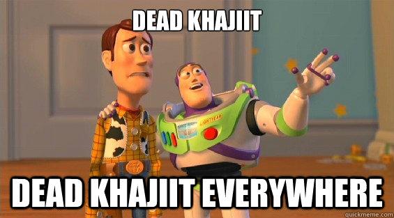 DEAD KHAJIIT DEAD KHAJIIT EVERYWHERE  lambdas everywhere