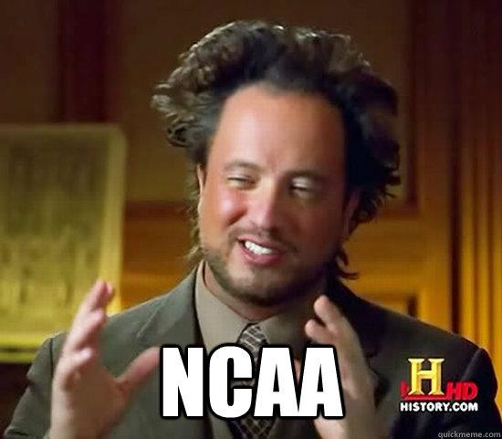 NCAA -  NCAA  Misc
