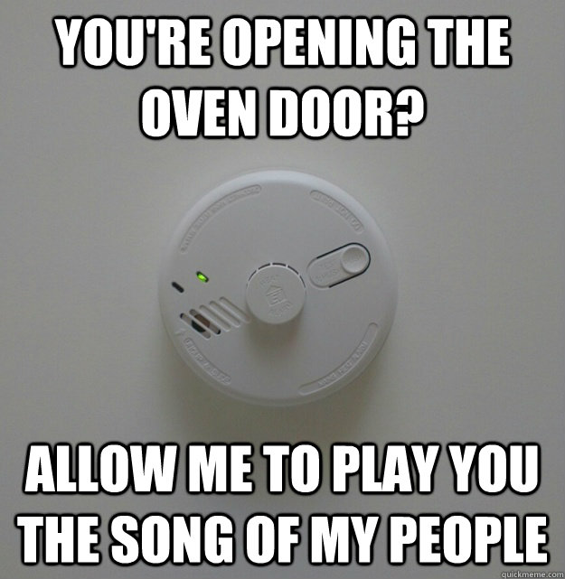 Smoke Alarm Memes Quickmeme