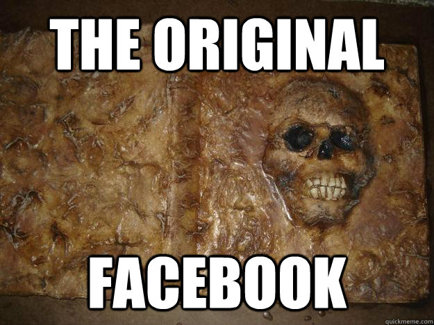 The original facebook - The original facebook  Misc