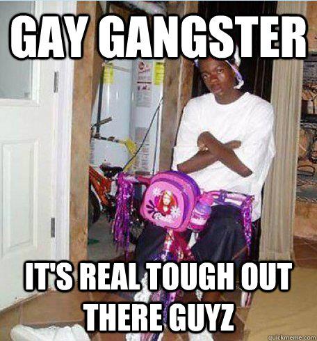 Gay Gangster Dating 102
