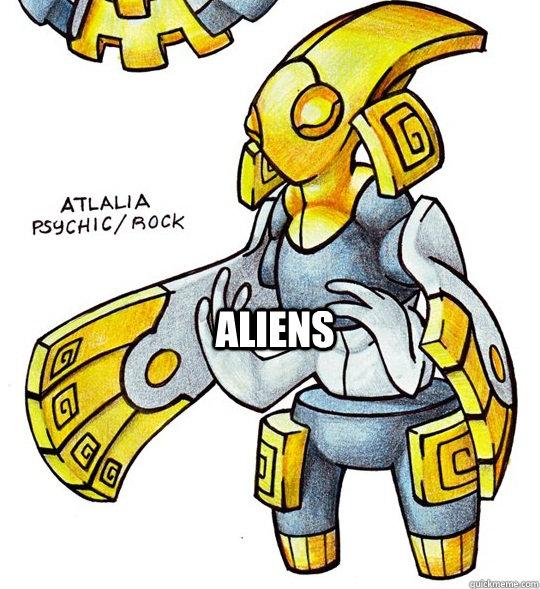 Aliens - Aliens  Misc