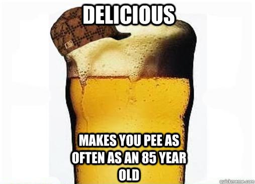 pee often
