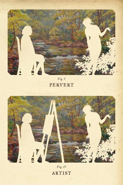 Pervert vs Artist -   Misc