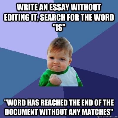 Ending phrase for essay