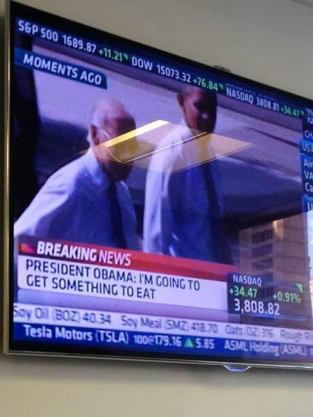 Best breaking news headline ever -   Misc