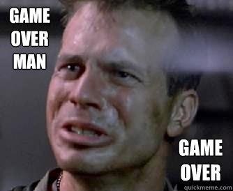 Game over man Game over - Game over man Game over  Misc