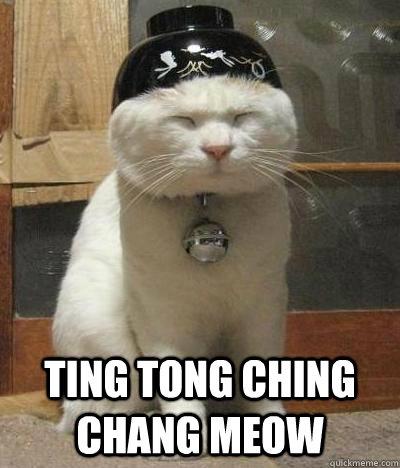 Ting Tong Ching Chang MEOW