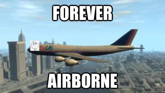 Forever Airborne - Forever Airborne  Misc
