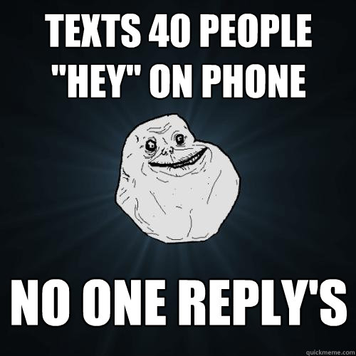 texts 40 people