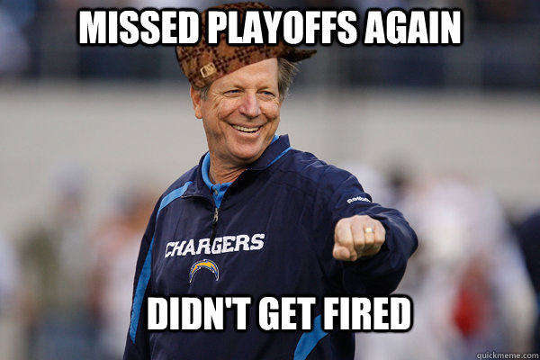 didn't get fired missed playoffs again