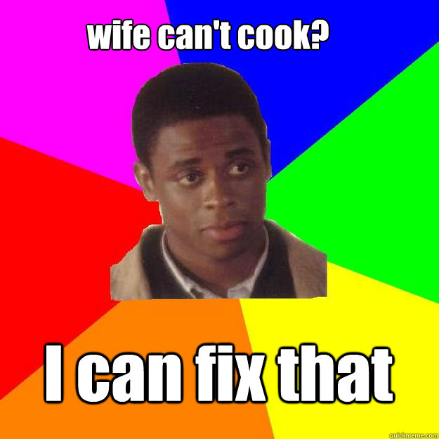 wife can't cook? I can fix that  Sam the Onion Man