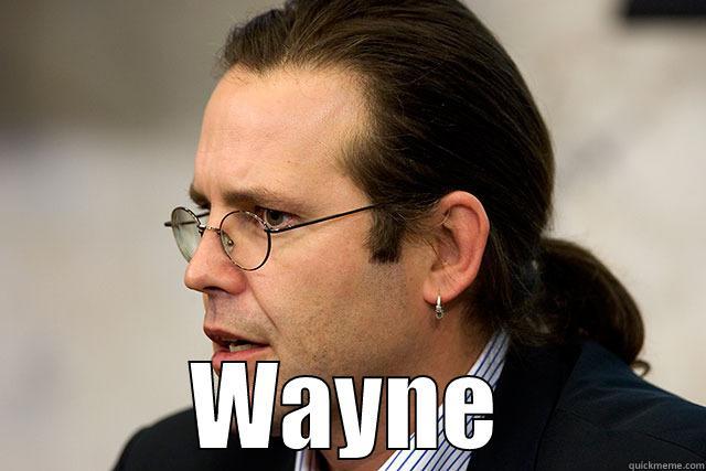 WAYNE Misc
