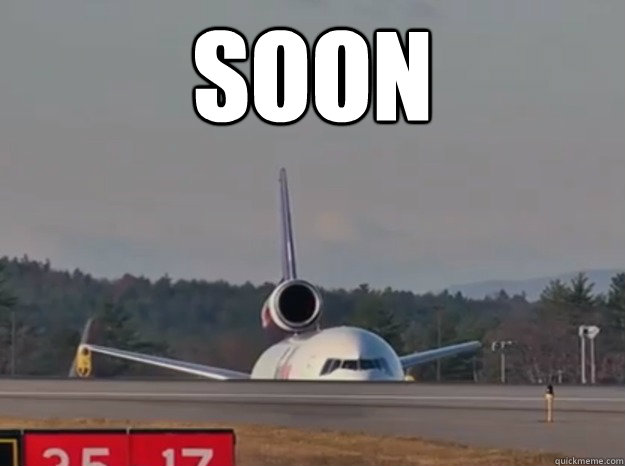 SOON   Peeping Plane