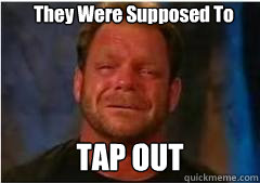 They Were Supposed To Tap Out Chris Benoit Crying Quickmeme