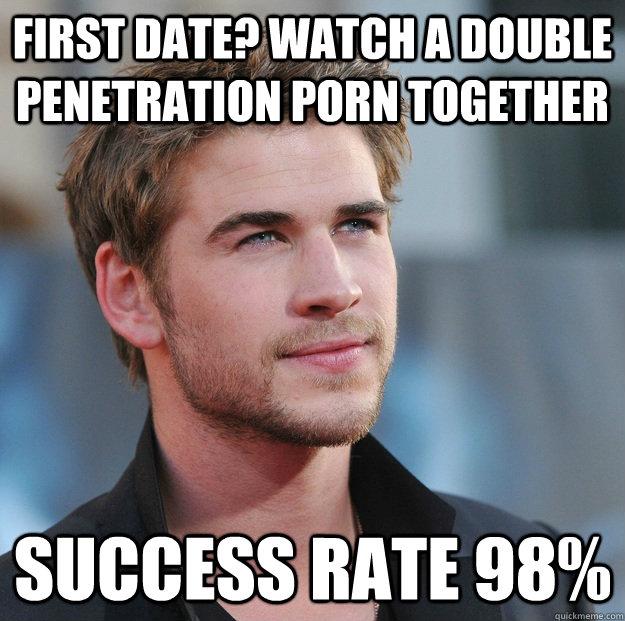 Advice double penetration