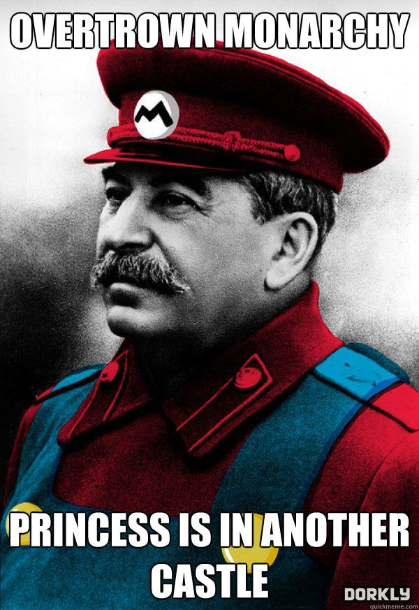 Funny stalin memes
