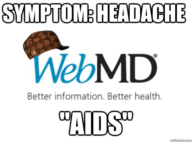 SYMPTOM: HEADACHE