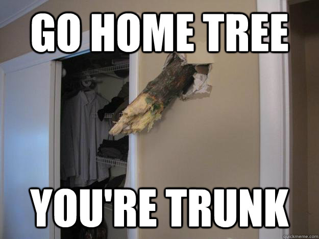 Go HOME TREE You're trunk - Go HOME TREE You're trunk  Misc