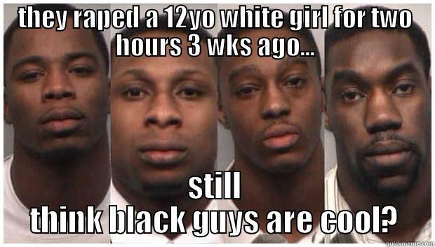 one white guy three black cocks