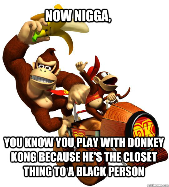 donkey kong and diddy relationship memes
