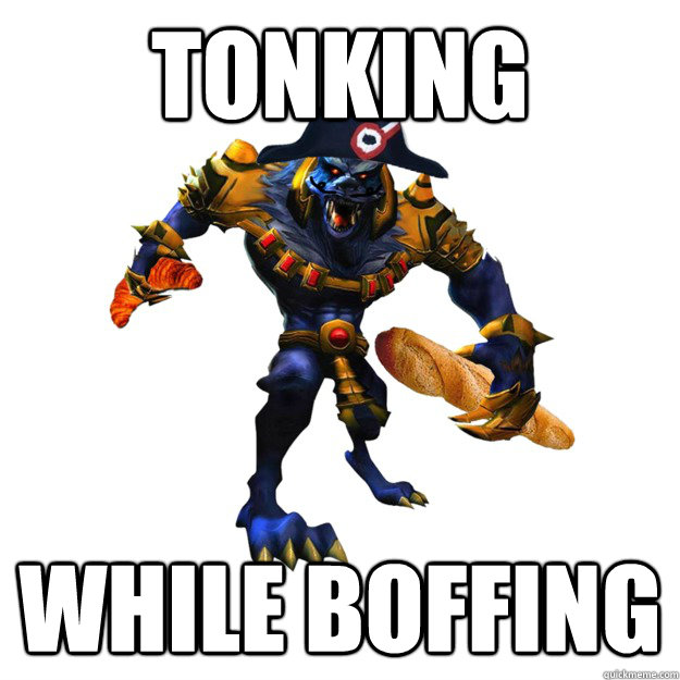 tonking while boffing  Crvor Warwich