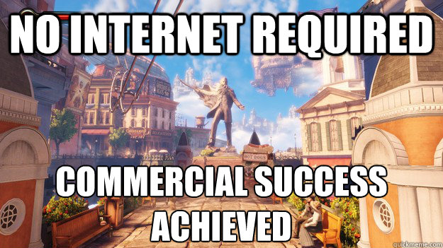 NO INTERNET REQUIRED COMMERCIAL SUCCESS ACHIEVED - NO INTERNET REQUIRED COMMERCIAL SUCCESS ACHIEVED  Misc