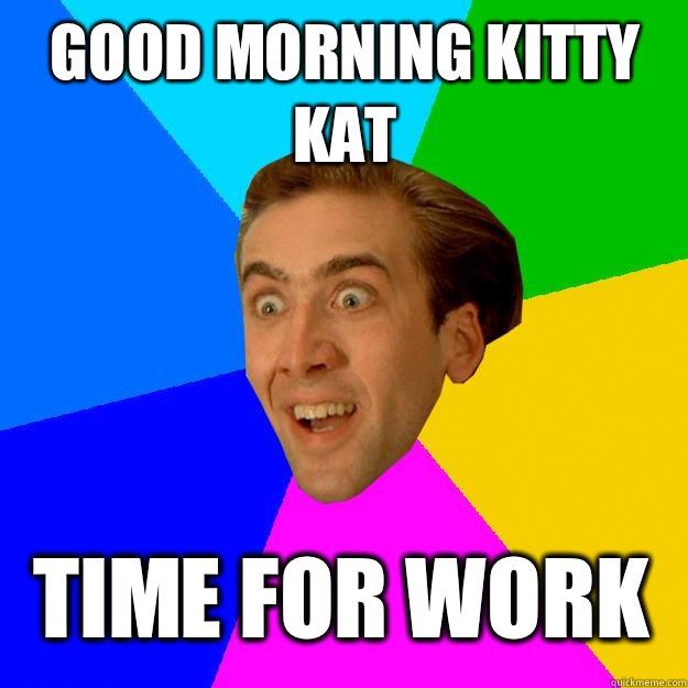 Good Morning Meme For Work : Morning work meme bing images