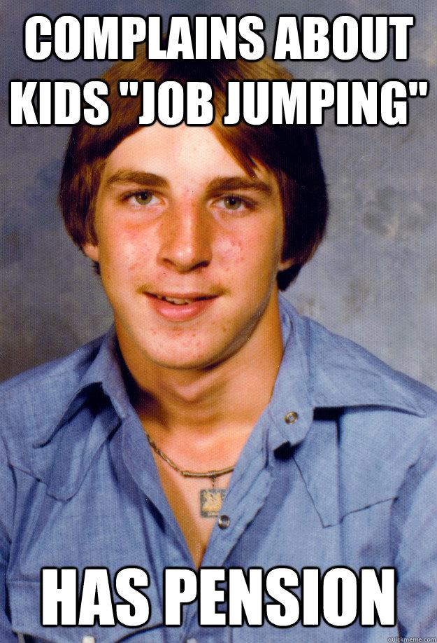 Complains about kids