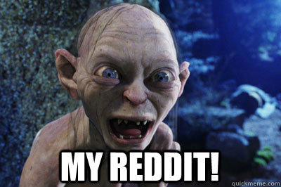 MY Reddit!