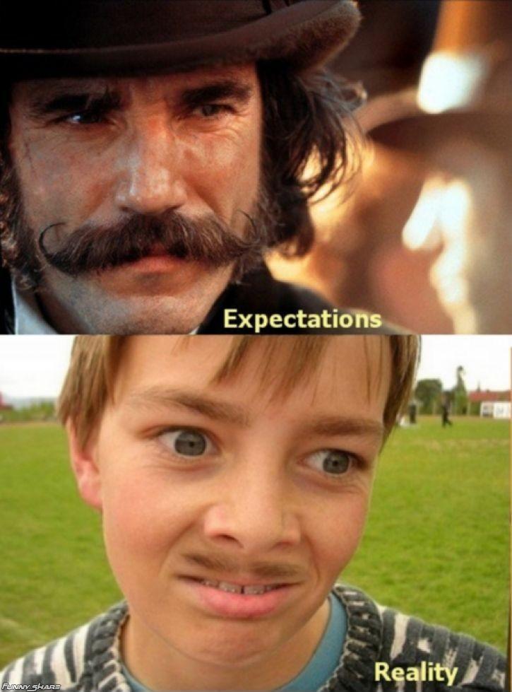 No-shave November. -   Misc