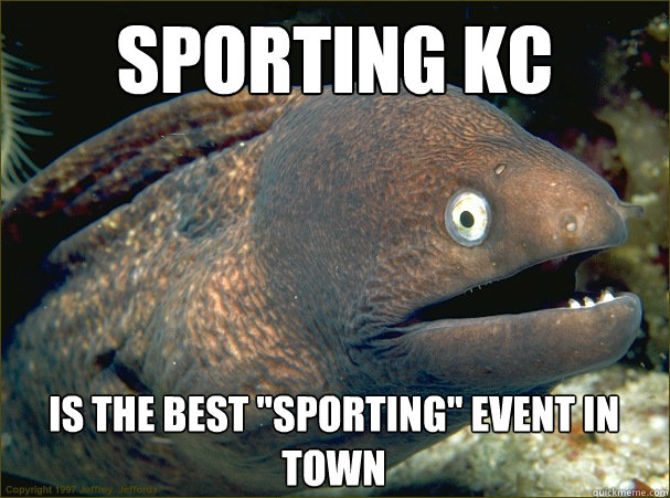 Sporting KC Is the best