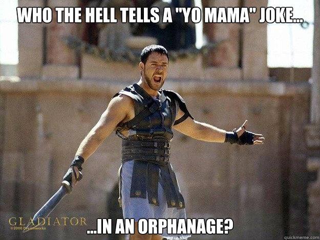 yo mama jokes funny as hell
