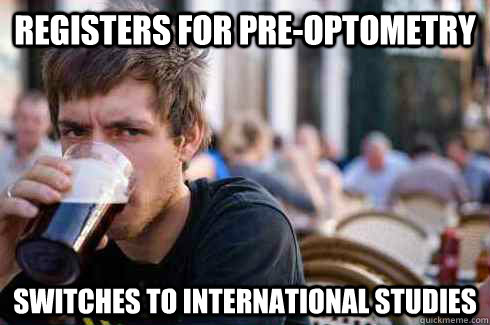 Optometry international studies usyd