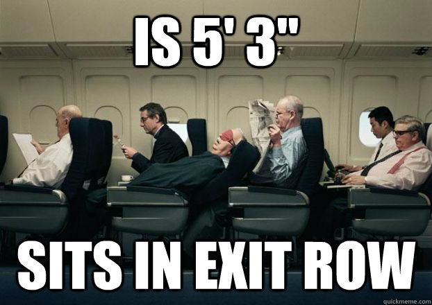 Is 5' 3