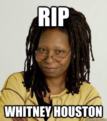 RIP WHITNEY HOUSTON - RIP WHITNEY HOUSTON  Whitney houstin
