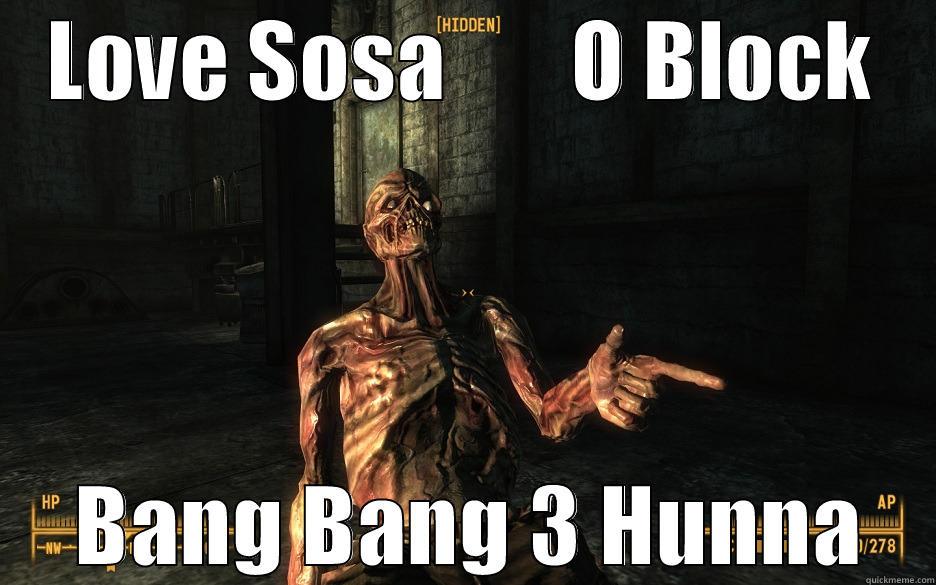 O block bang bang