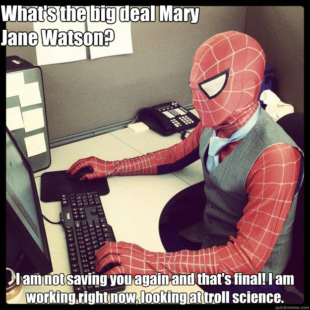 spiderman memes español