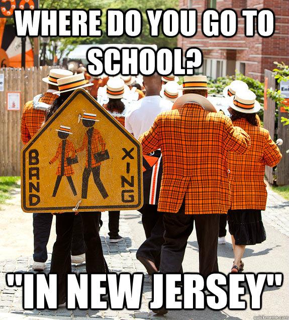Where do you go to school?