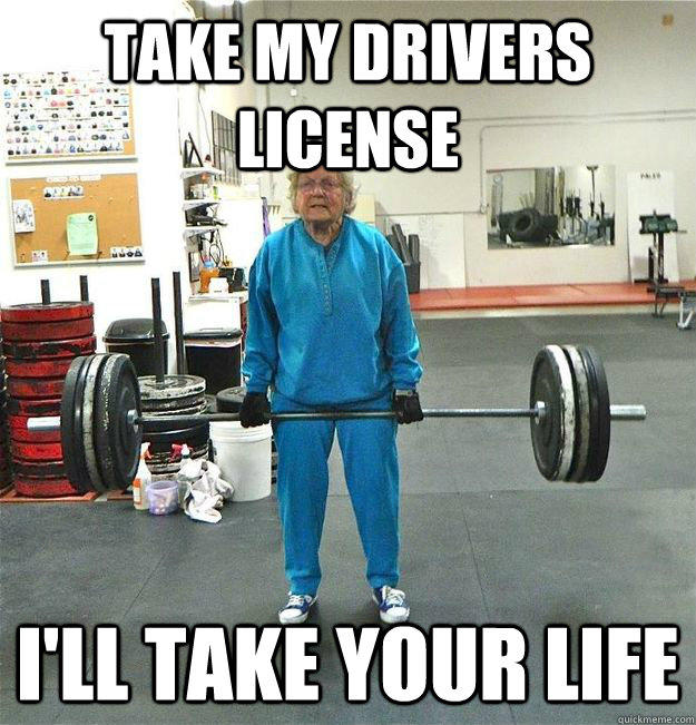 take my drivers license i'll take your life - take my drivers license i'll take your life  Misc
